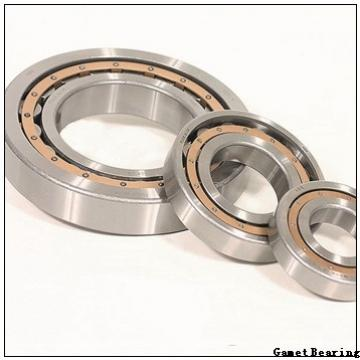 60,325 mm x 101,6 mm x 26,5 mm  Gamet 113060X/113101XP tapered roller bearings
