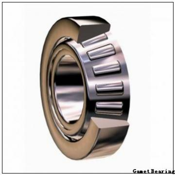 60 mm x 110 mm x 25,5 mm  Gamet 104060/104110 tapered roller bearings