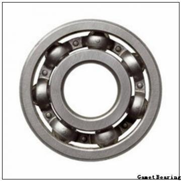 31.75 mm x 72 mm x 26 mm  Gamet 100031X/100072P tapered roller bearings