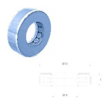 Fersa T144 thrust roller bearings